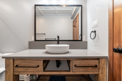 Calabogie bathroom vanity