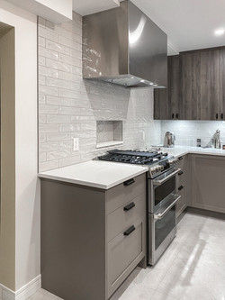The Glebe Kitchen renovation