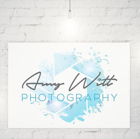 AMY WITT PHOTOGRAPHY  |  LOGO DESIGN