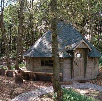 A Future Cabin at The Narrow Gate