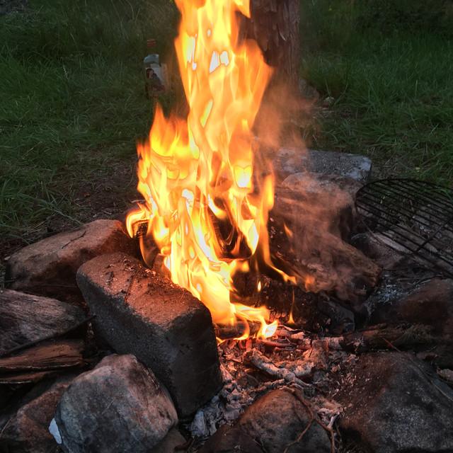 Campfire Little Homeward