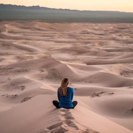 Self-Reflection: Kraft und Sicherheit in der Ruhe finden