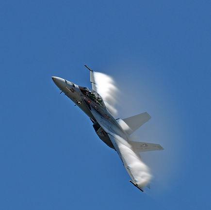 TACDEMO F/A-18F Super Hornet