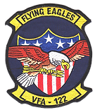 VFA-122 Flying Eagles