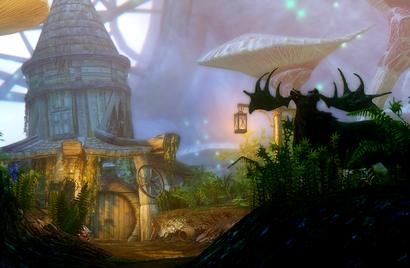Hermit's Stump, House