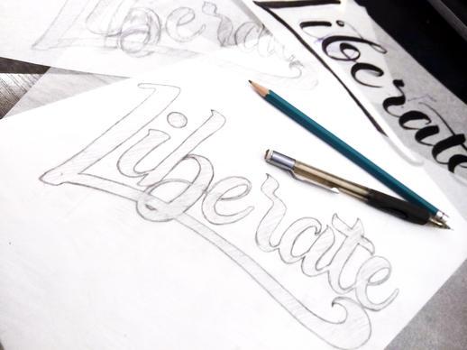Liberate Sketch