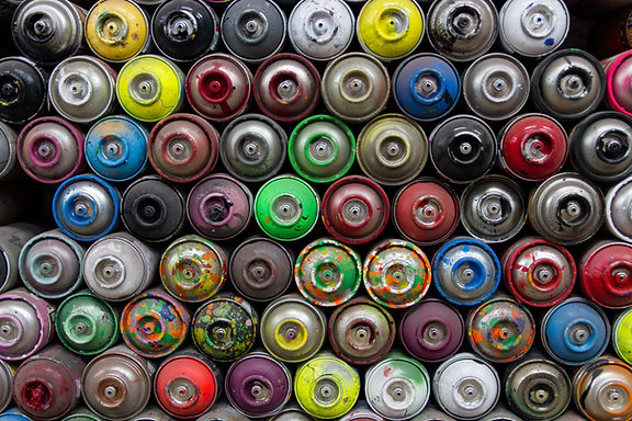 Graffity Cans