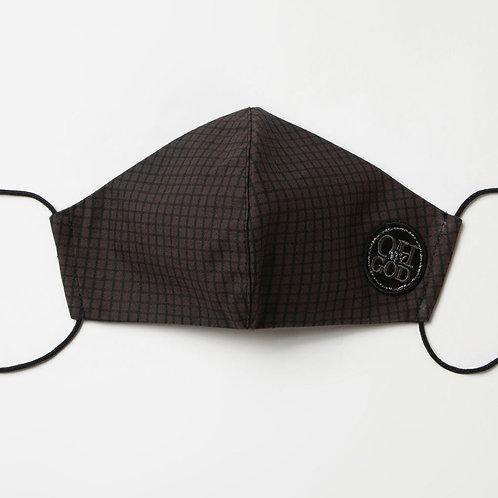 Υφασμάτινη μάσκα - Βαμβακερή με τριγωνική ραφή στο κέντρο P-107