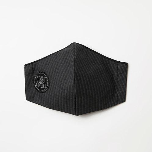 Υφασμάτινη μάσκα - Βαμβακερή με τριγωνική ραφή στο κέντρο P-106