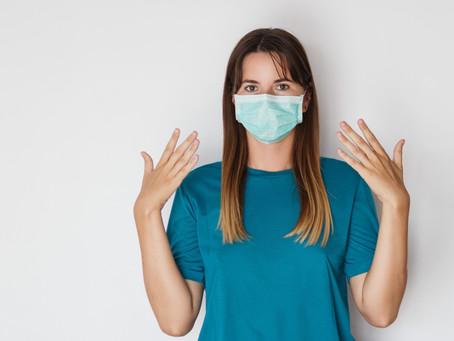 Υπάρχει κίνδυνος ο Covid-19 ιός να βρίσκεται στα μαλλιά μας ή στα γένια μας;