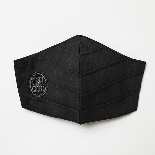 Υφασμάτινη μάσκα - Βαμβακερή με τριγωνική ραφή στο κέντρο P-108
