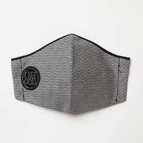 Υφασμάτινη μάσκα - Βαμβακερή με τριγωνική ραφή στο κέντρο P-110