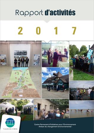 Comprendre le CPIE... Lisez notre rapport d'activités 2017 !