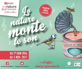 #ExpoNouveauté - La nature monte le son à Sallenelles !