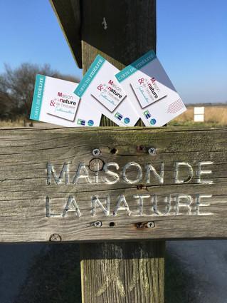 #BonPlan -  Une carte de fidélité à la Maison de la nature & de l'estuaire !