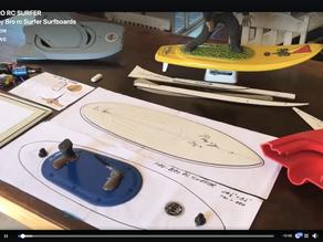 Production PRO-BRO RC SURFER design/concept