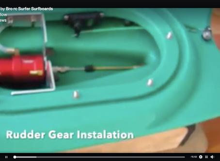 Steering Gear Installation
