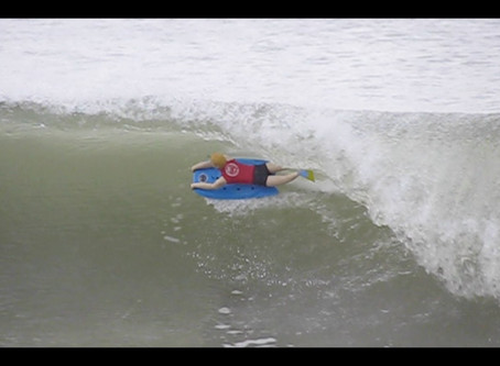 Authentic RC Bodyboard'ing