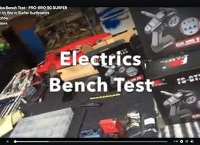 Electrics Bench Test