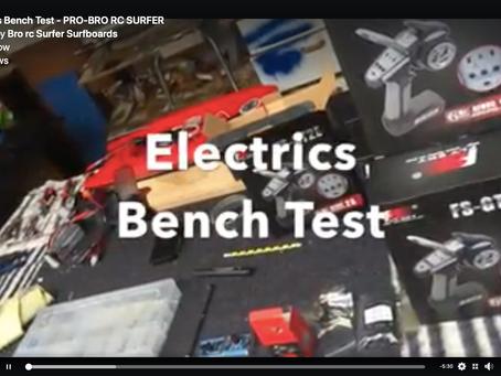Electrics Bench Test