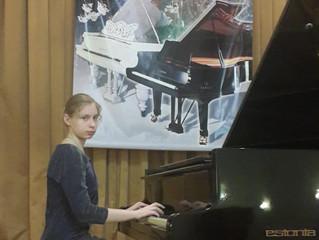 """""""Волшебные звуки рояля"""""""