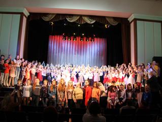 Отчетный концерт Апрелевской школы искусств