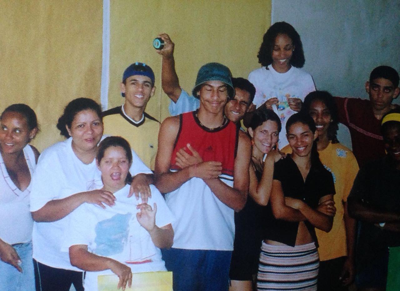 projeto Jovens do Futuro - Vargem Grande - RJ