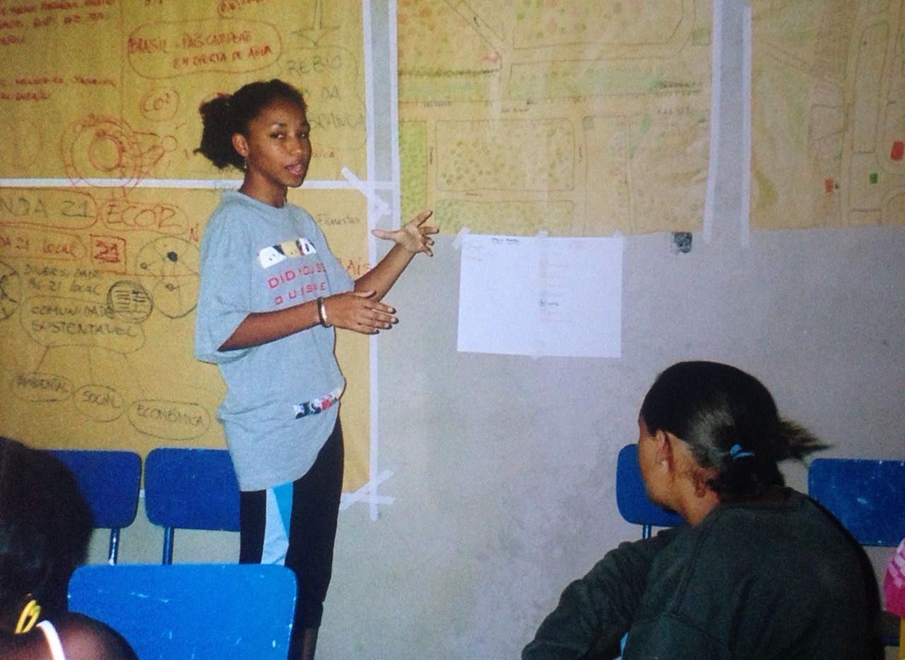 planejamento participativo de atividades do projeto