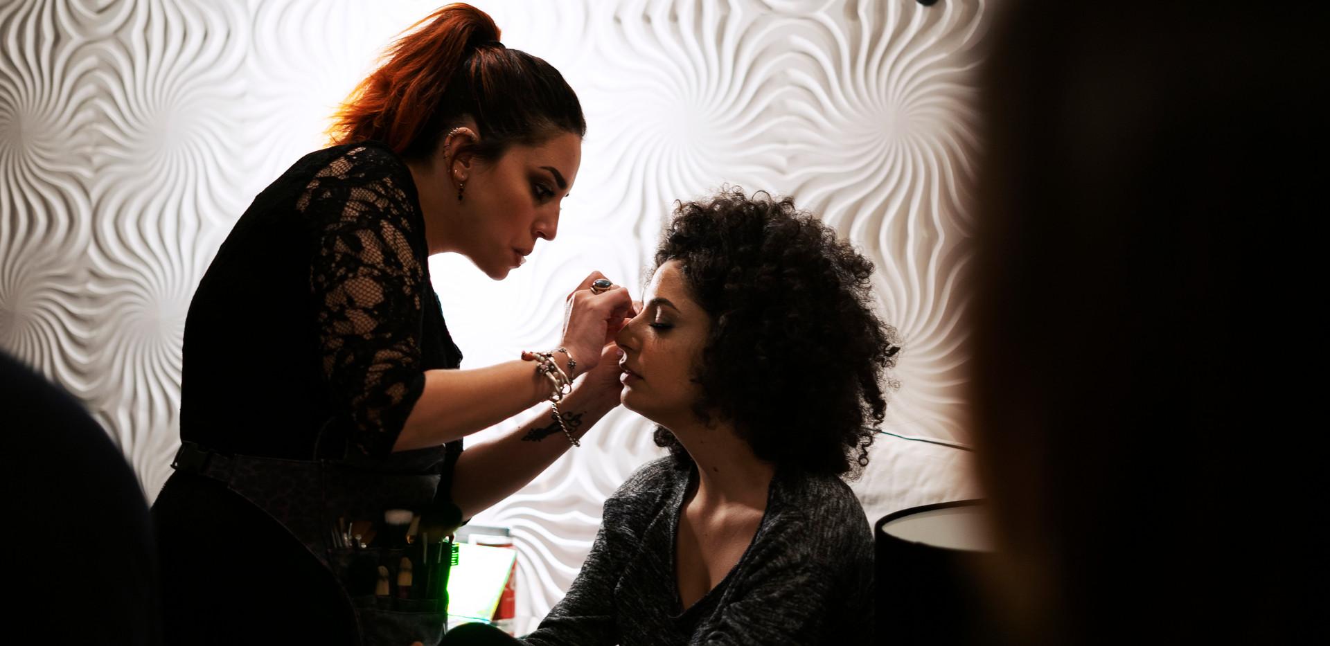 Jael Stribny & Adi Dror