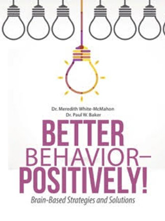 Better Behavior Positively!