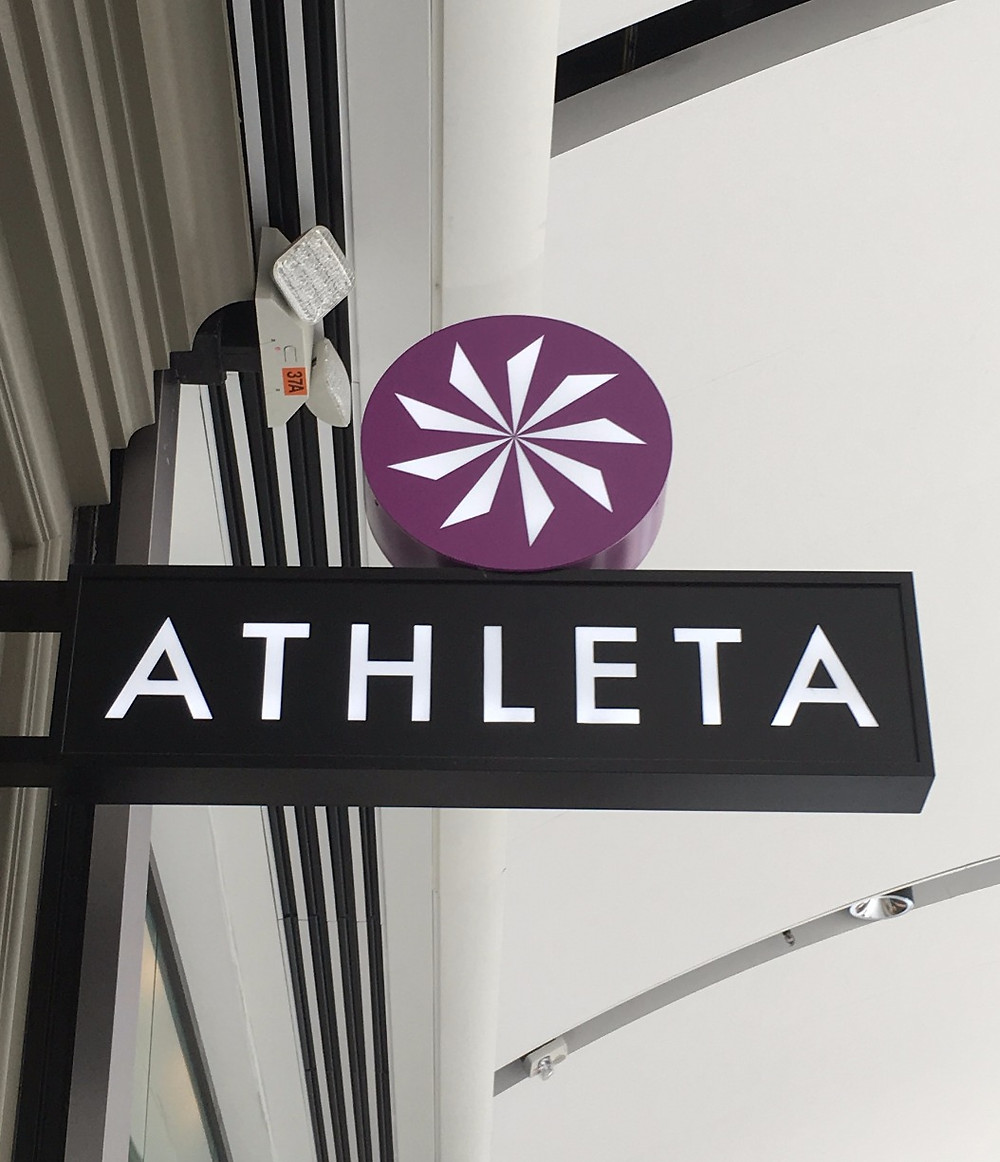 Crystal Gaynor's BODYSHRED class at ATHLETA Willowbrook Mall