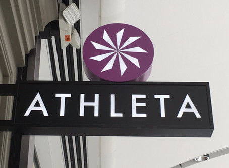 Pilates @ ATHLETA - Willowbrook Mall July 9th @ 10:00am (FREE)