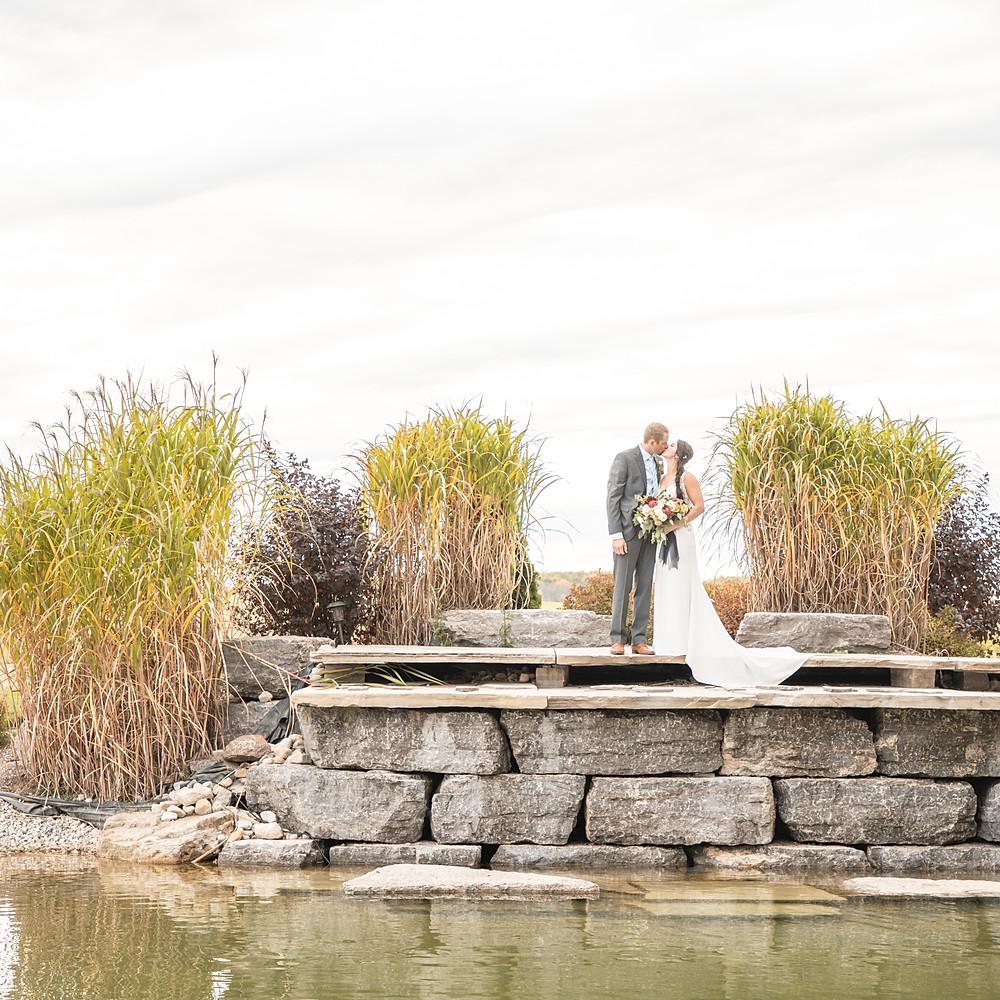 Stephanie & Brad Full Wedding