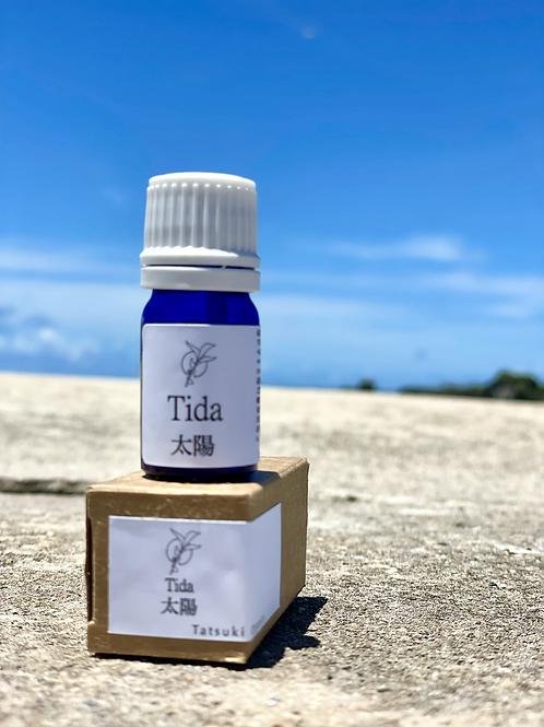 太陽(Tida)  オリジナルブレンド精油5mlサイズ