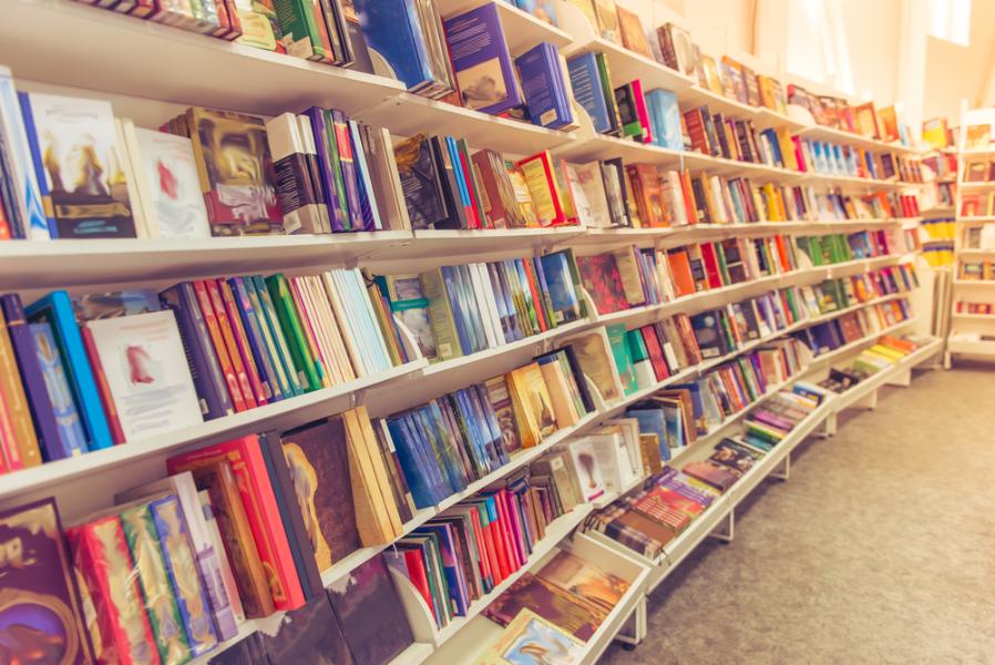Popular book genres