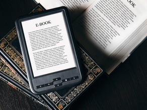 The Growing Popularity of the E-book Market