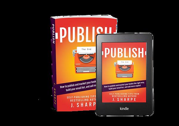 Publish by J. Sharpe | Author Services