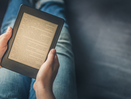 Formatting a novel and/or a non-fiction book