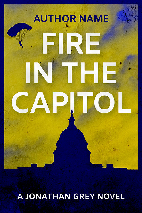 Fire in the Capitol