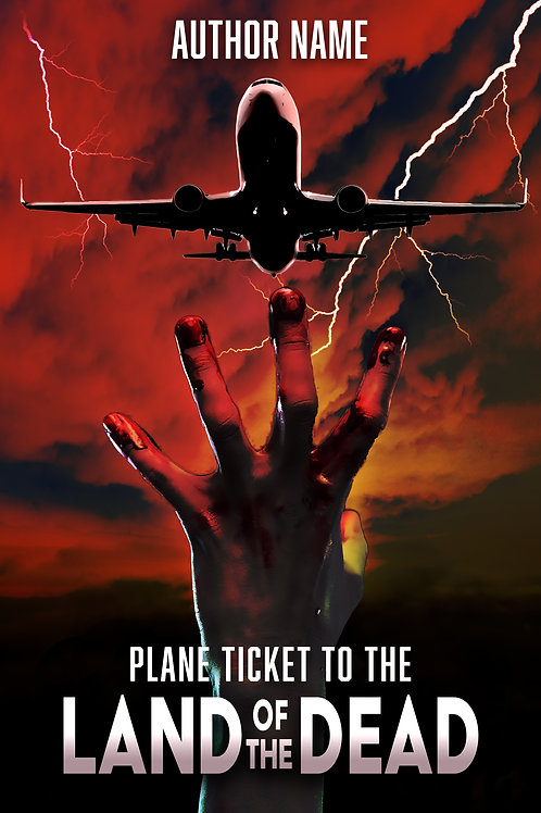 Plane ticket to the land of the dead