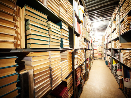 How Does the Book Distribution Process Work?