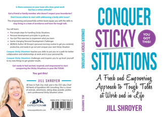Conquer Sticky SituationsFINAL COVER 11-