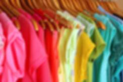 personal wardrobe colour consultation