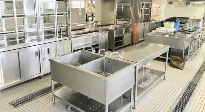 店舗什器・業務用品・厨房機器の処分