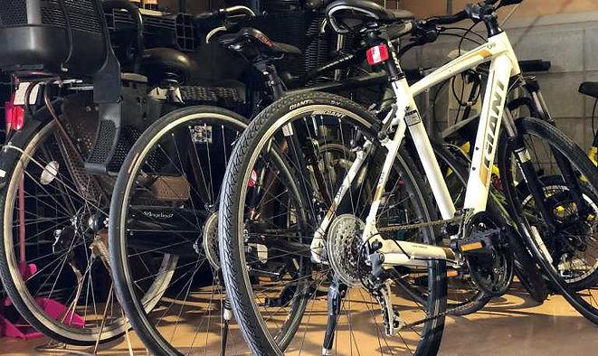 自転車の引き取り回収処分