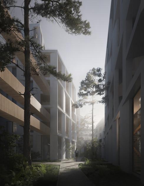 Greenoble Housing