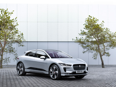 The All-Electric Jaguar I-PACE Launched!
