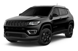 Jeep launches the Compass Night Eagle