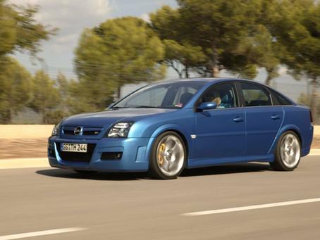 Opel Vectra - Throwback Thursday
