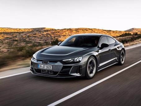 Audi e-tron GT - Full Details!